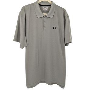 Under Armour HeatGear Loose Polo Shirt XL